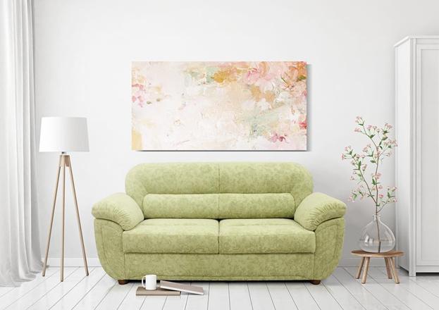 модульные диваны для гостиной со спальным местом от фабрики комфорт